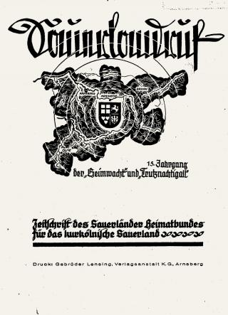 Sauerlandruf